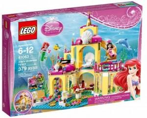 41063 Ariels Undersea Palace