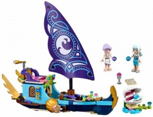 41073 Naidas Epic Adventure Ship