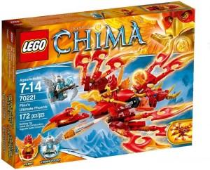 70221 Flinx's Ultimate Phoenix