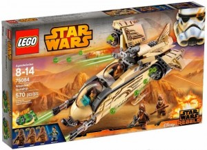 75084 Wookiee Gunship