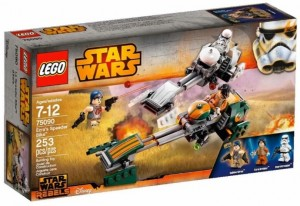 75090 Ezras Speeder Bike