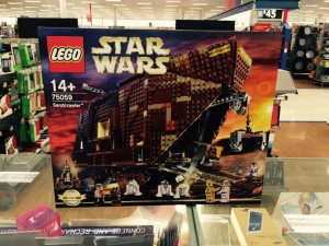 Sandcrawler Spotted At Big W