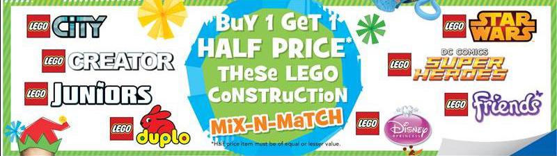 Toys R Us November B1G1 Half Price