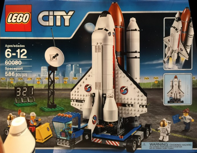 lego space shuttle large - photo #46