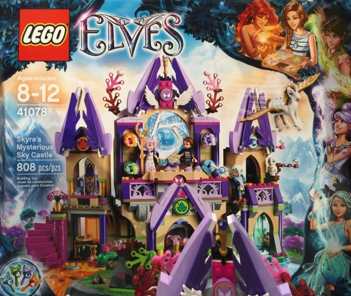 Elves 41078 Bricking Around