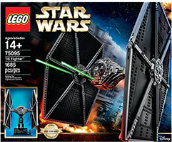 TIE Fighter Box 200px