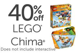 Target 40pc Off Chima