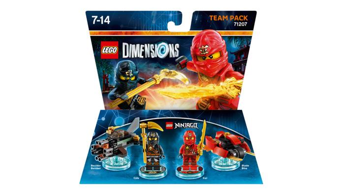 71207 Team Pack