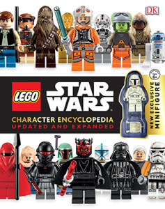 LEGO Star Wars Character Encyclopedia Small