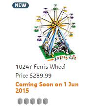 10247 Ferris Wheel Australian Price