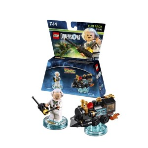 71230 Doc Brown Fun Pack