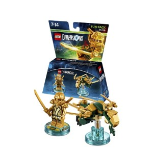 71239 Gold Lloyd Fun Pack