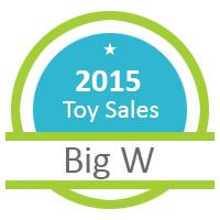 2015 Toy Sale Logo Big W