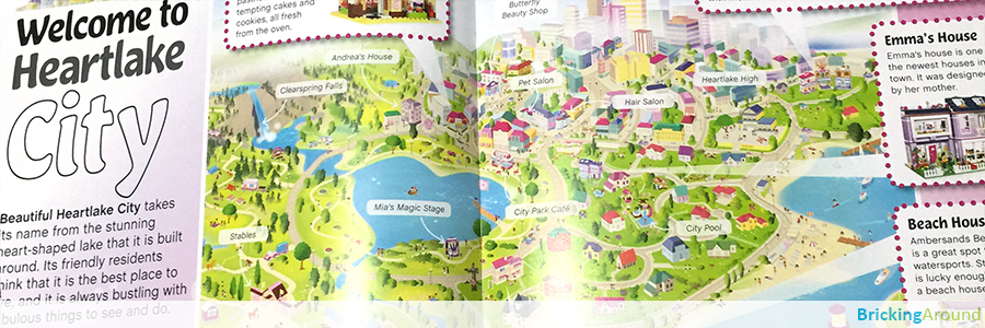 Book Review: LEGO Friends – The Adventure Guide   Bricking Around