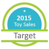 2015 Toy Sale Logo Target
