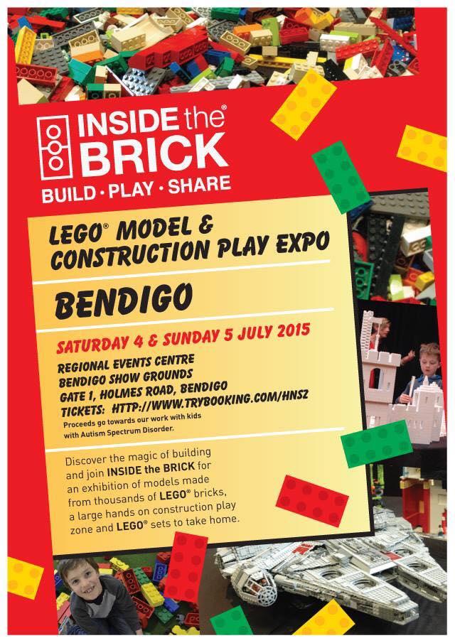 Inside The Brick Bendigo 2015