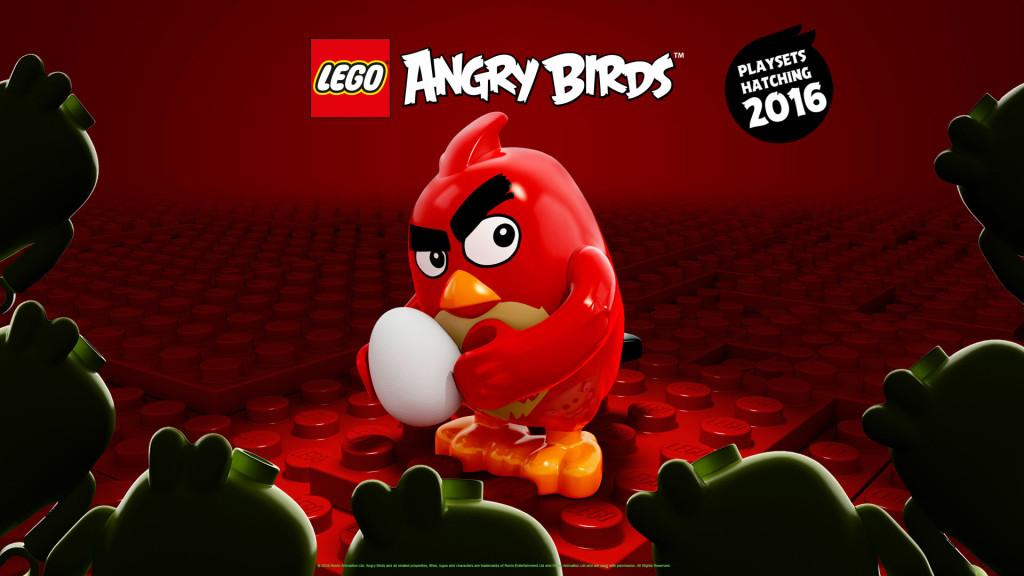 LEGO Angry Birds Teaser