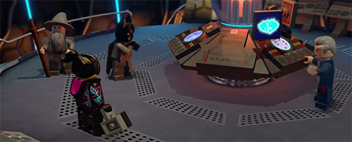 LEGO DImensions Doctor Who Trailer