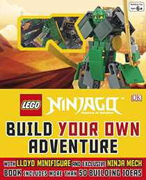 Ninjago Cover Small