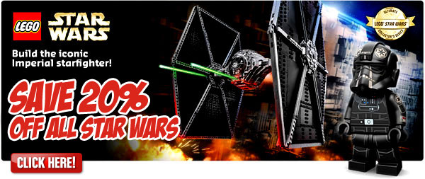 Shop For Me Star Wars 20pc Off