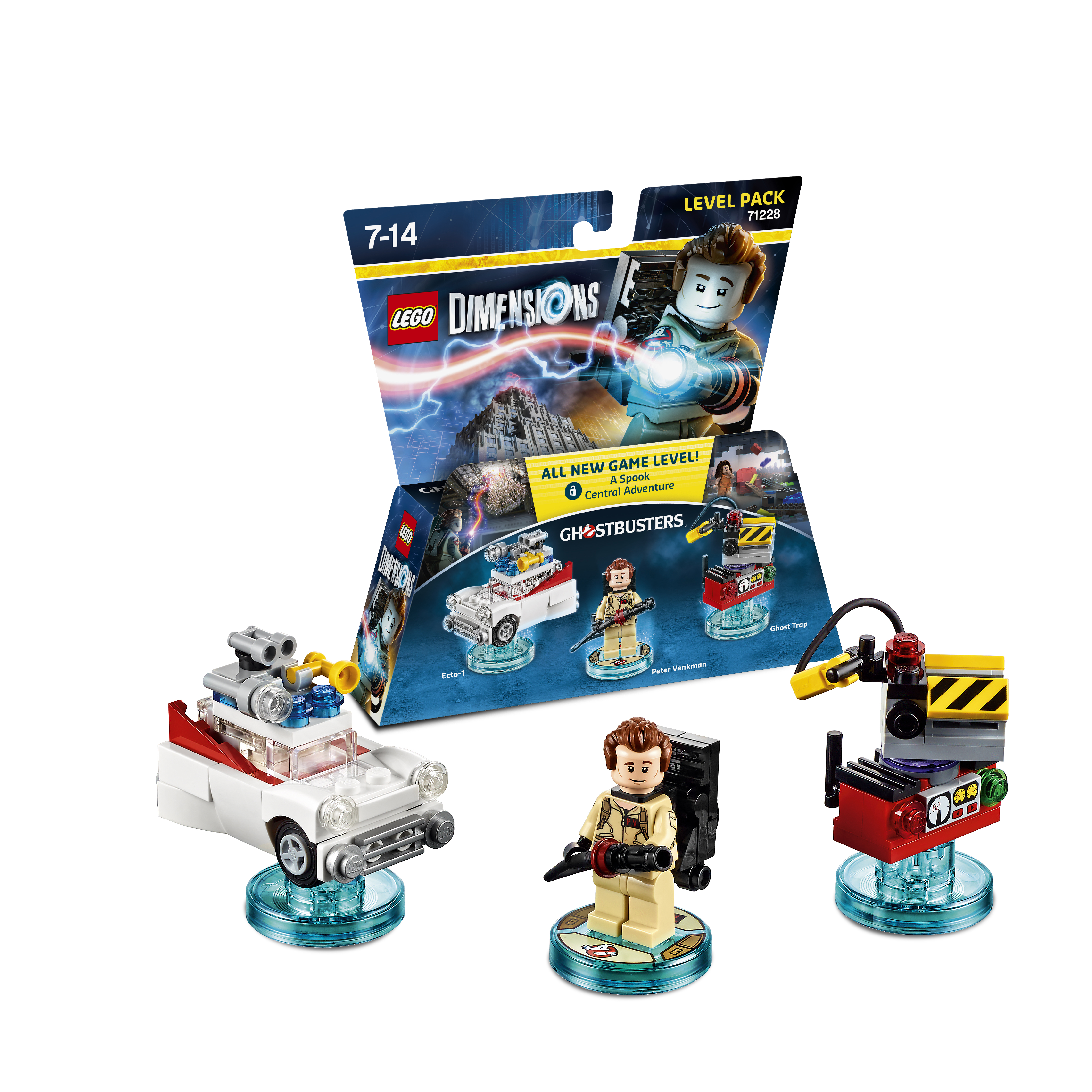Ghostbusters Bricking Around Lego 75828 Ecto 1 Ampamp 2 Expansionpack International Ghostbusterslevelpack 71228 1438670623