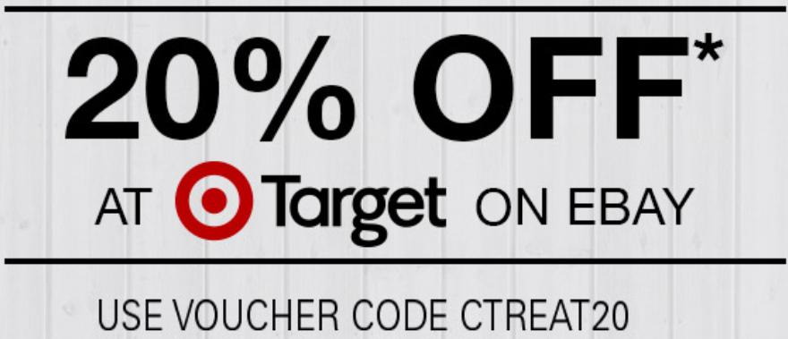Target ebay August 25 2015