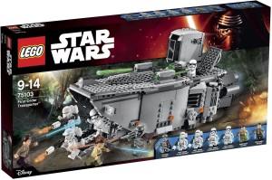 75103 First Order Transporter