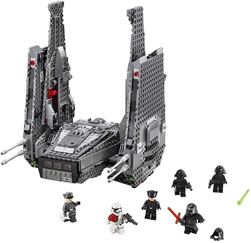 75104 Kylo Ren's Commander Shuttle