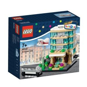 40141 Bricktober Hotel