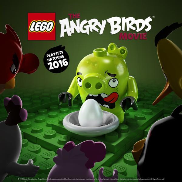 LEGO Angry Birds Piggy