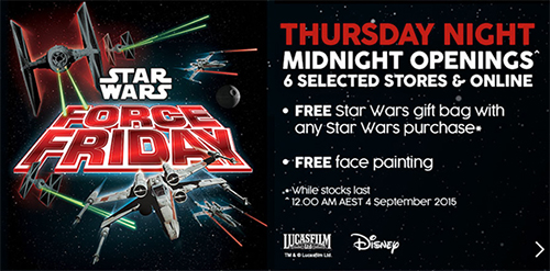 Target Force Friday Banner B