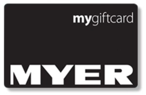 Myer Voucher Offer