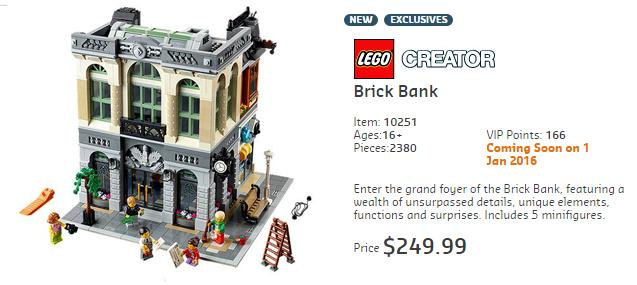 10251 Brick Bank Australian Price