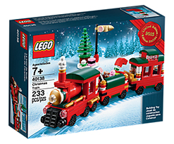 40138 Christmas Train Thumb