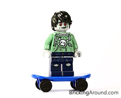 ILTM Zombie Skateboarder Main