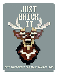Just Brick It Book Cover Small
