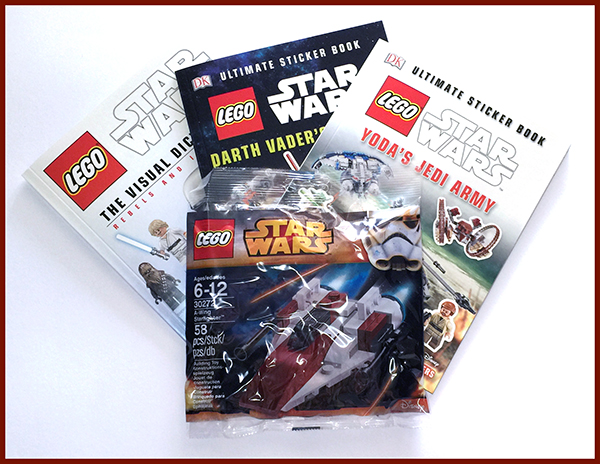 Star Wars Adventure Pack Contents