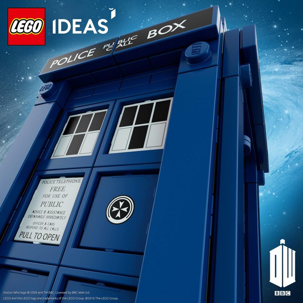 21304 Doctor Who Sneak Peek