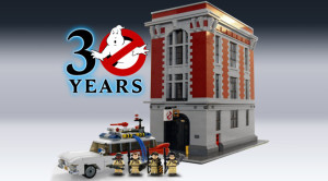 Ghostbusters HQ Submission