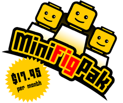 BrickPak MinifigPak