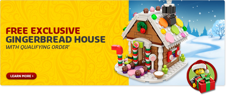 VIP Gingerbread House