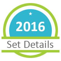 2016 Set Details