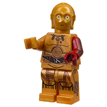 Force Awakens C-3PO 5002948