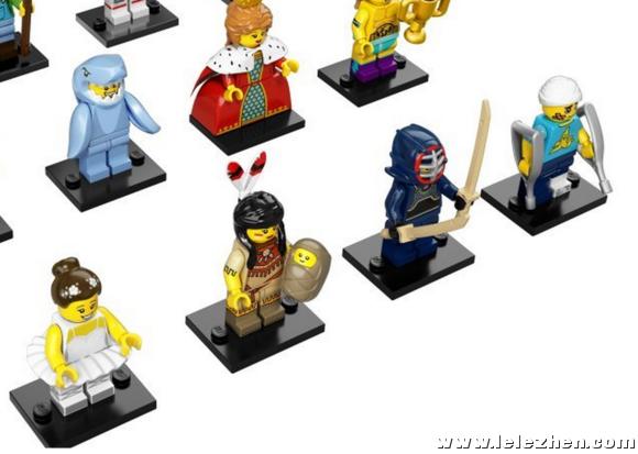 LEGO Minifigures Series 15 Image 2