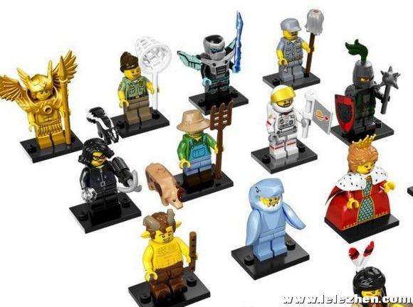LEGO Minifigures Series 15 Image 3