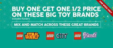 Target B1G1 Half Price Offer December 10 2015