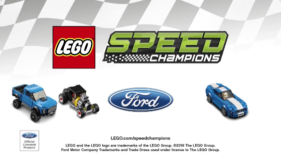 Ford Speed Champions Teaser