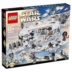 75098 Assault on Hoth Box