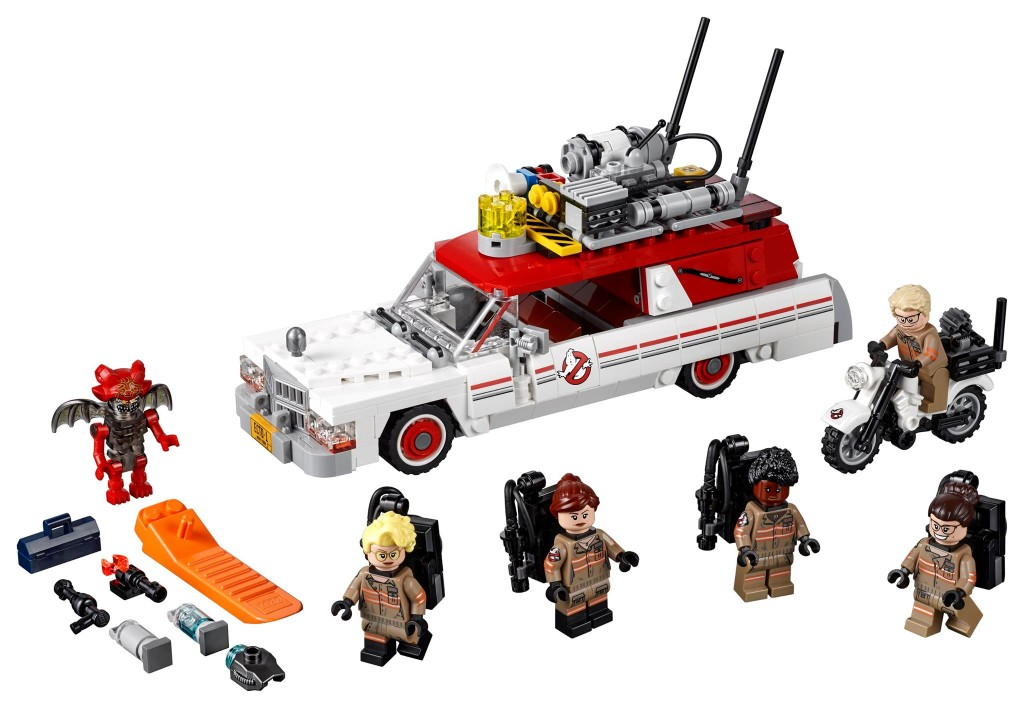 Ghostbusters Ecto-1 and 2 img02