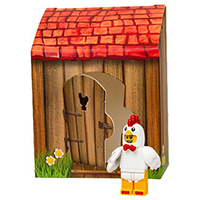 Easter Minifigure Promotion 2016